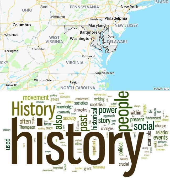Top History Graduate Programs in Maryland