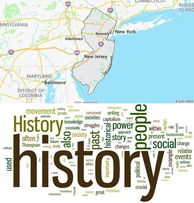 Top History Graduate Programs in New Jersey