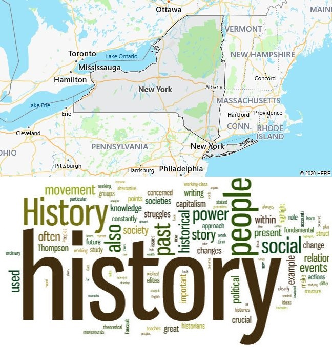 Top History Graduate Programs in New York