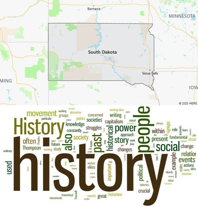 Top History Graduate Programs in South Dakota