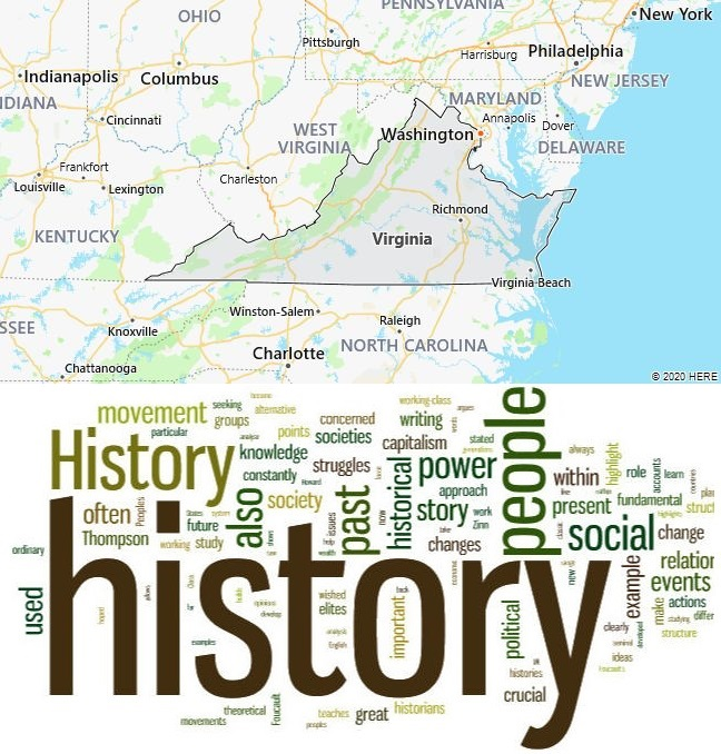 Top History Graduate Programs in Virginia