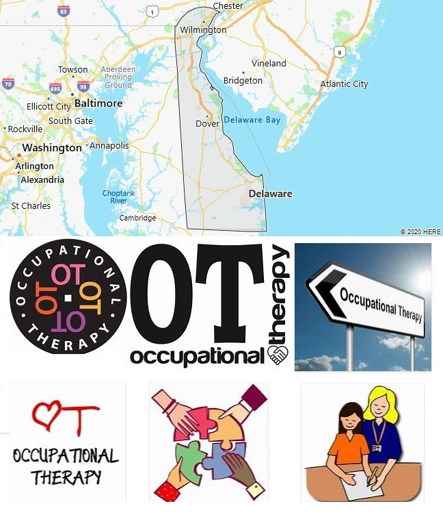 Top Occupational Therapy Graduate Programs in Delaware