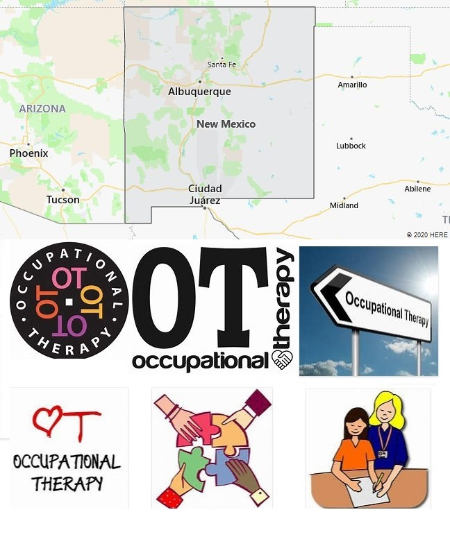 Top Occupational Therapy Graduate Programs in New Mexico