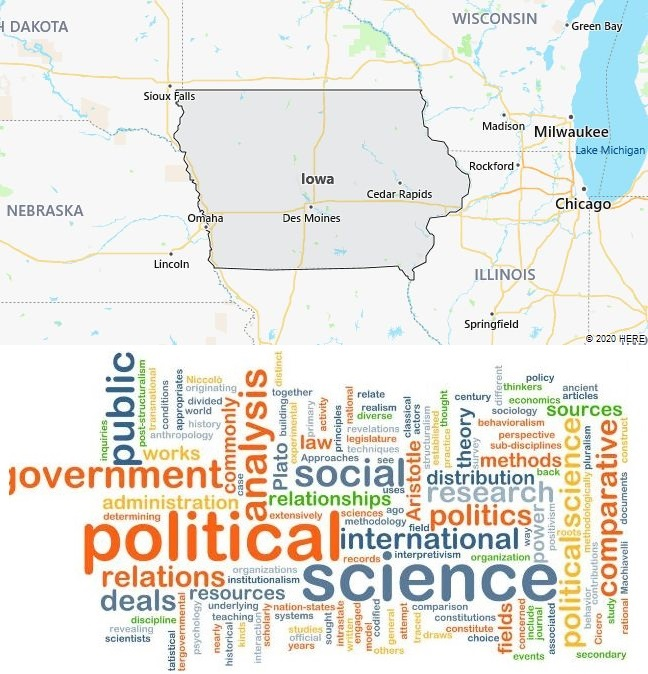 Top Political Science Graduate Programs in Iowa