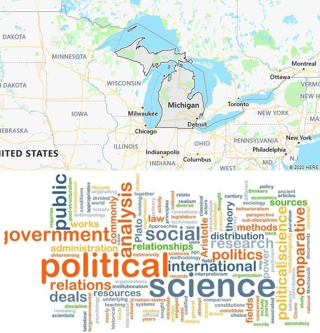 Top Political Science Graduate Programs in Michigan