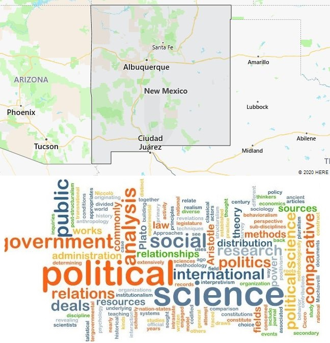 Top Political Science Graduate Programs in New Mexico