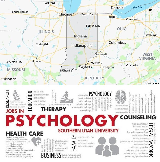 Top Psychology Schools in Indiana