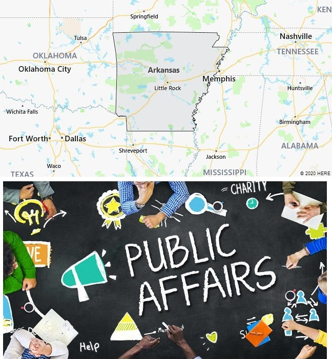 Top Public Affairs Graduate Programs in Arkansas