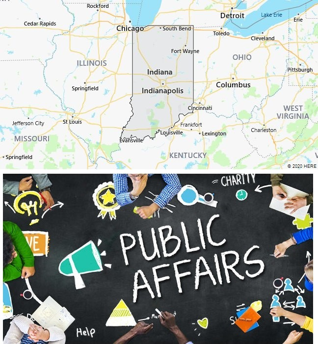 Top Public Affairs Graduate Programs in Indiana