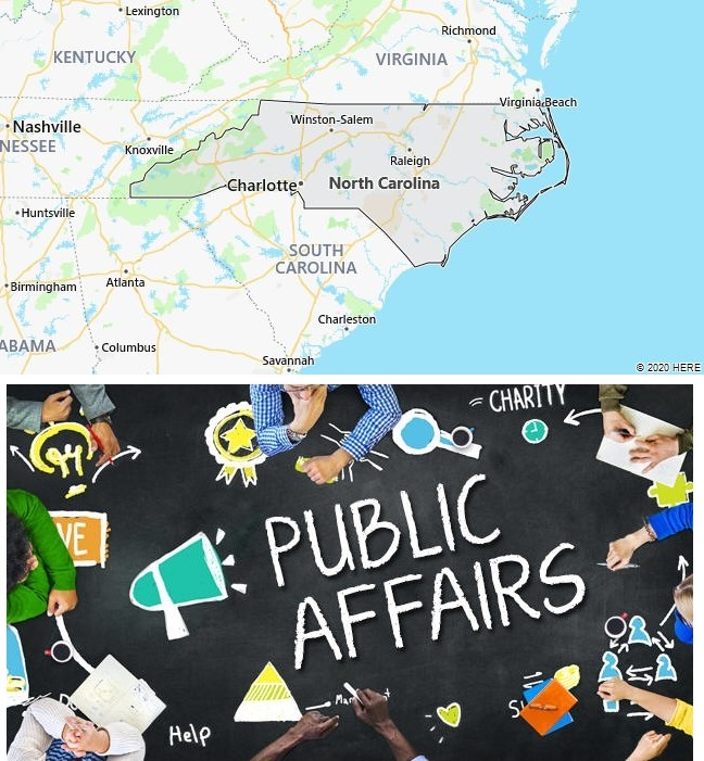 Top Public Affairs Graduate Programs in North Carolina