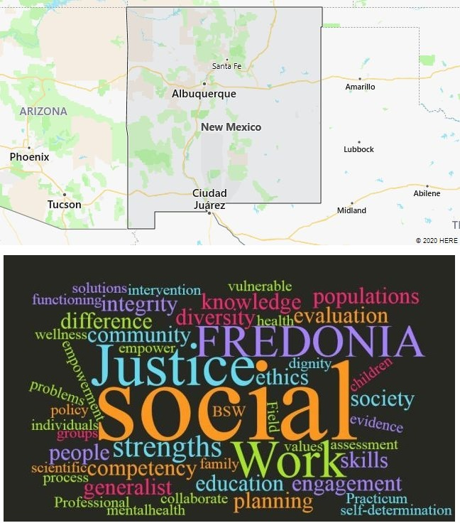 Top Social Work Graduate Programs in New Mexico