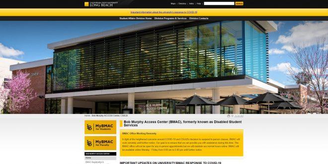 Bob Murphy ACCESS Center, CSULB