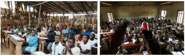 Burundi Schools