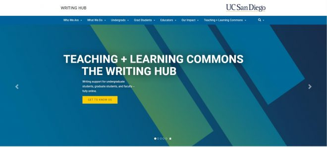 UCSD Writing Hub