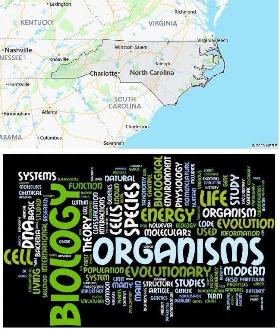 Biological Sciences Schools in North Carolina