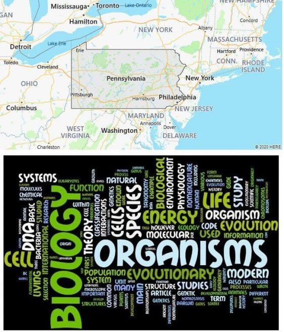 Biological Sciences Schools in Pennsylvania