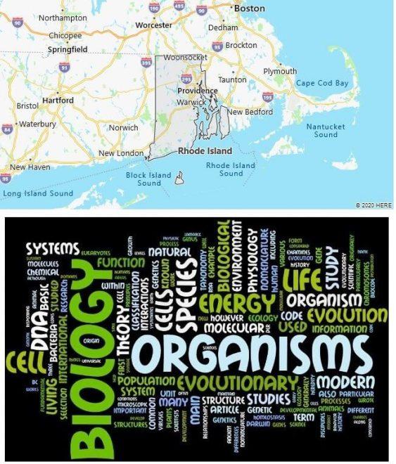 Biological Sciences Schools in Rhode Island