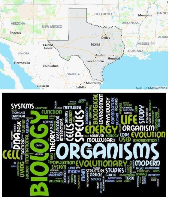 Biological Sciences Schools in Texas