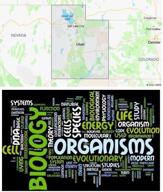 Biological Sciences Schools in Utah