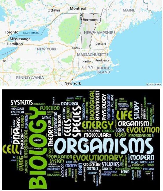 Biological Sciences Schools in Vermont
