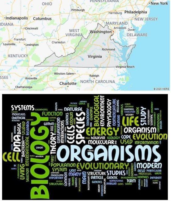 Biological Sciences Schools in Virginia