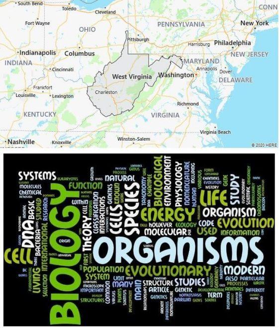 Biological Sciences Schools in West Virginia