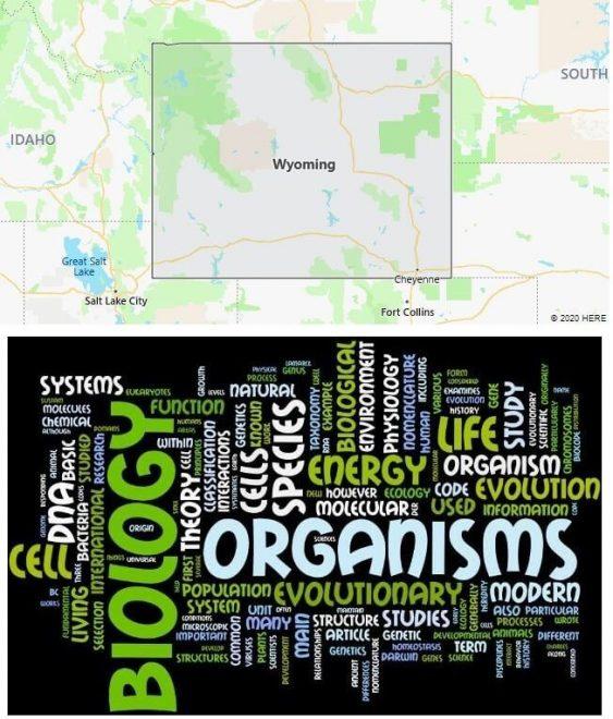 Biological Sciences Schools in Wyoming