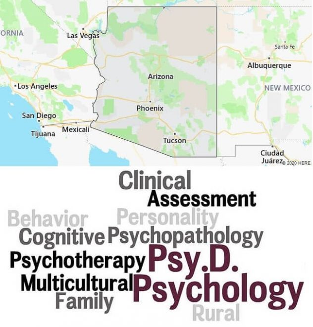 Clinical Psychology Schools in Arizona