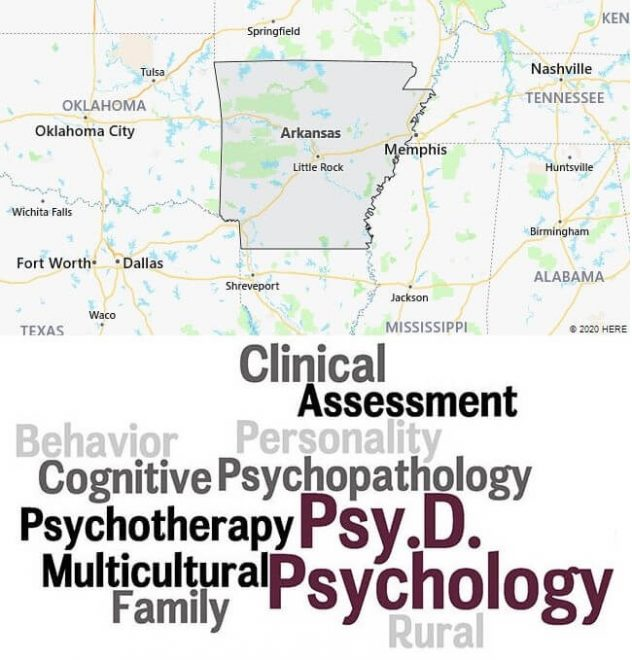 Clinical Psychology Schools in Arkansas
