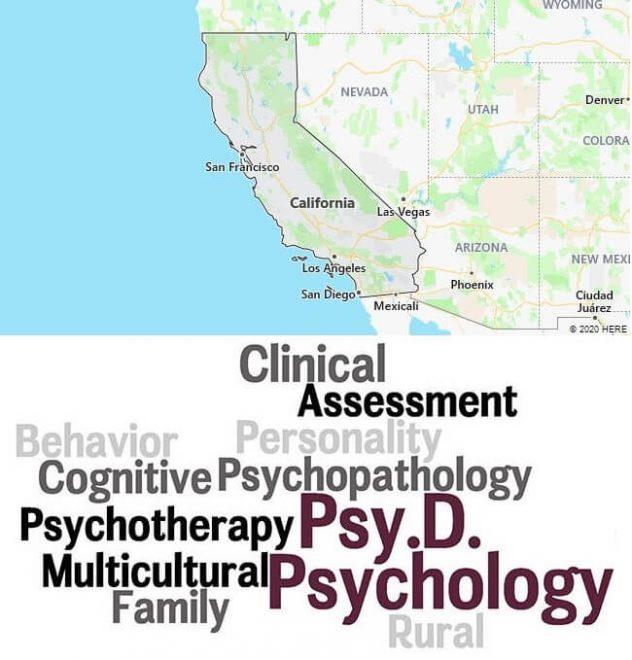 Clinical Psychology Schools in California