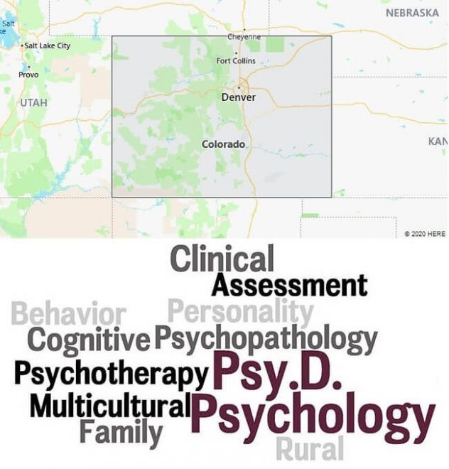 Clinical Psychology Schools in Colorado