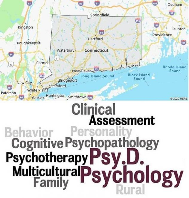 Clinical Psychology Schools in Connecticut