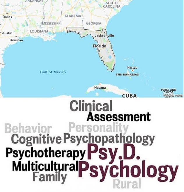 Clinical Psychology Schools in Florida