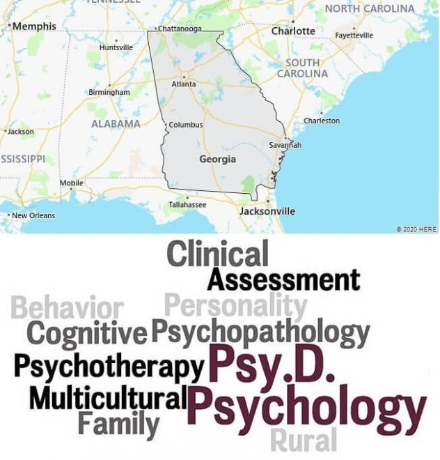 Clinical Psychology Schools in Georgia