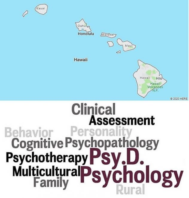 Clinical Psychology Schools in Hawaii