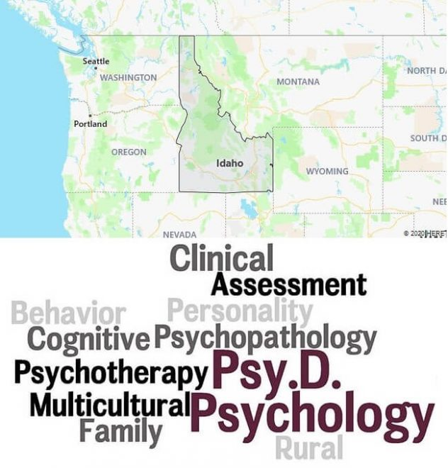 Clinical Psychology Schools in Idaho