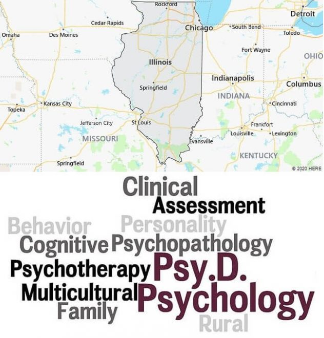Clinical Psychology Schools in Illinois