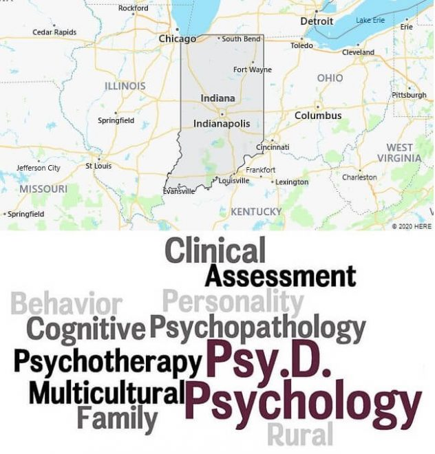 Clinical Psychology Schools in Indiana