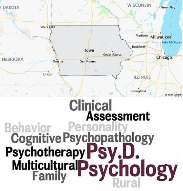 Clinical Psychology Schools in Iowa