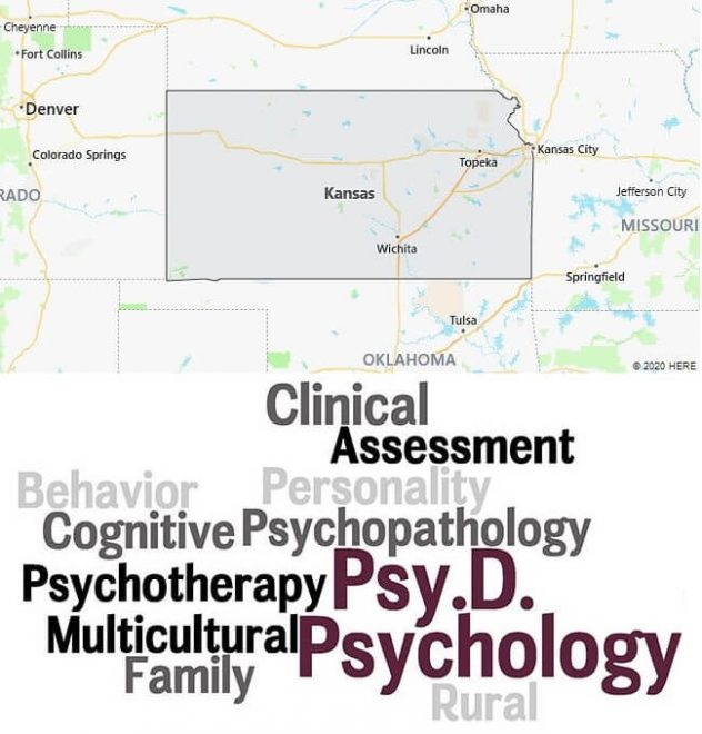 Clinical Psychology Schools in Kansas