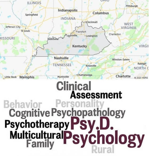 Clinical Psychology Schools in Kentucky