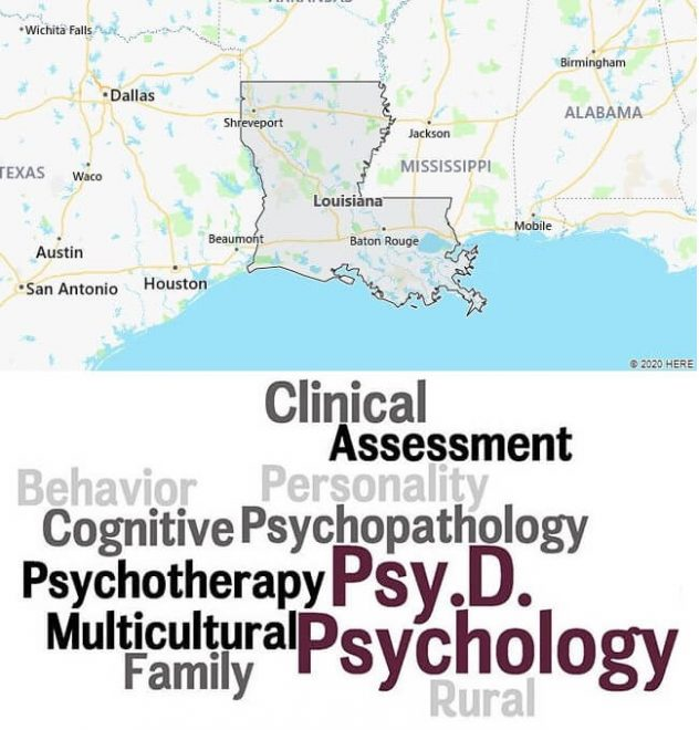 Clinical Psychology Schools in Louisiana