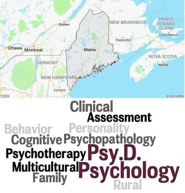 Clinical Psychology Schools in Maine