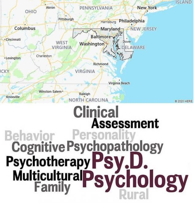 Clinical Psychology Schools in Maryland