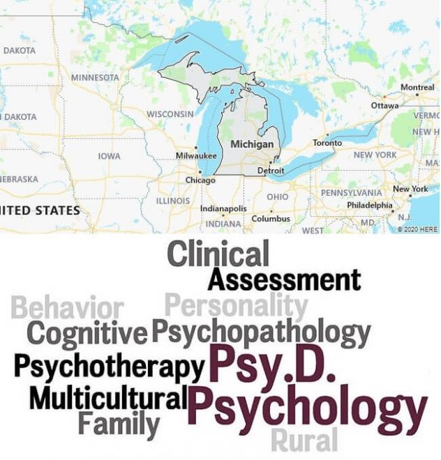 Clinical Psychology Schools in Michigan