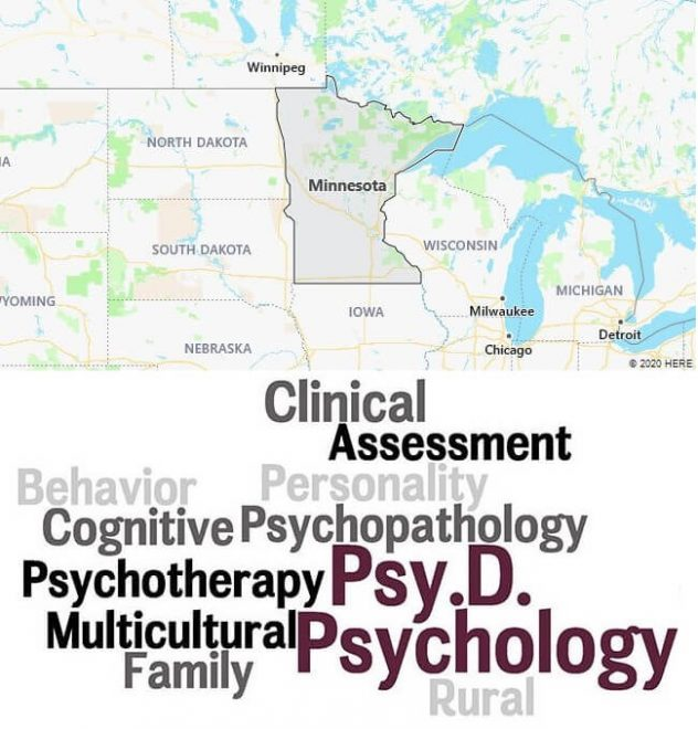 Clinical Psychology Schools in Minnesota