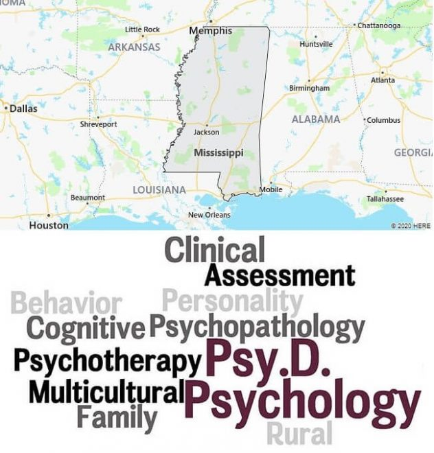 Clinical Psychology Schools in Mississippi