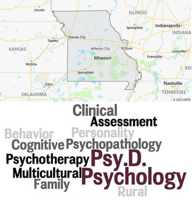 Clinical Psychology Schools in Missouri