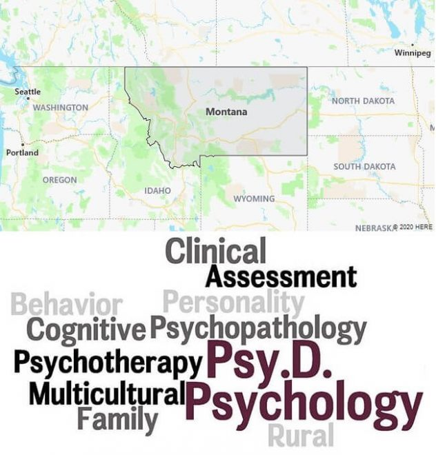 Clinical Psychology Schools in Montana