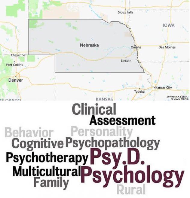 Clinical Psychology Schools in Nebraska